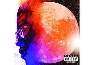 Kid Cudi - MAN ON THE MOON - END OF DAY [CD]