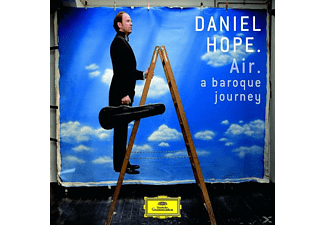 Daniel Hope - Air-A Baroque Journey - (CD)