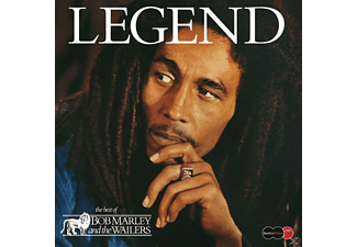 Bob Marley - Legend (Sound & Vision) - (CD + DVD)