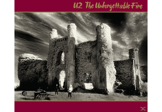 U2 - The Unforgettable Fire (2009 Remastered) - (CD)