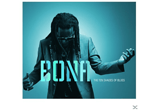 Richard Bona - The Ten Shades Of Blues [CD]