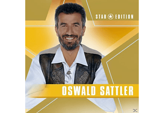 Oswald Sattler - Star Edition - (CD)