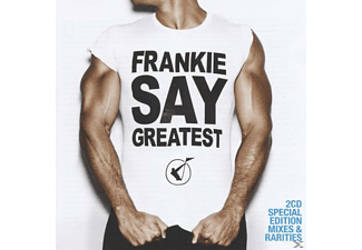 Frankie Goes To Hollywood - FRANKIE SAY GREATEST (SPECIAL EDITION) - (CD)