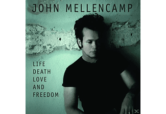 John Mellencamp - Life, Death, Live And Freedom [CD]