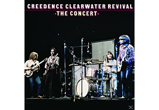 Creedence Clearwater Revival - The Concert (40th Anniversary Edition) - (CD)