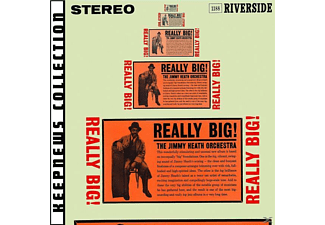 Jimmy Orchestra Heath - Really Big (Keepnews Collection) [CD]