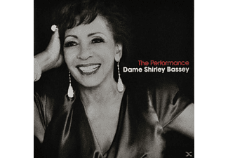 Shirley Bassey - The Performance - (CD)