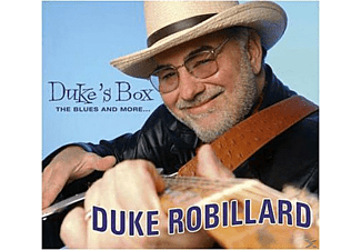 Duke Robillard - DUKE S BOX - (CD)