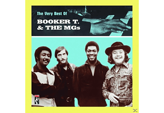 T. Booker, Booker T. & The M.G.'s - The Very Best Of [CD]