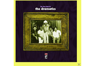 The Dramatics - THE VERY BEST OF [CD]