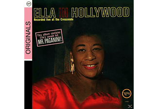 Ella Fitzgerald - Ella In Hollywood [CD]