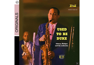 Johnny Hodges - Used To Be Duke - (CD)