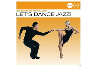 VARIOUS - LET S DANCE JAZZ! (JAZZ CLUB) [CD]