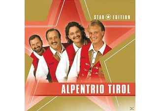 Alpentrio Tirol - Star Edition - (CD)