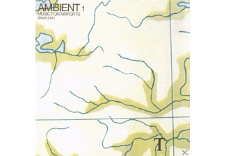 Brian Eno - AMBIENT1/MUSIC FOR AIRPORT (2004 REMASTERED) [CD]