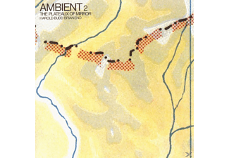 Brian Eno - Ambient 2 / The Plateaux Of [CD]