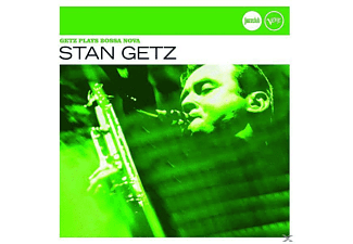 Stan Quartet Getz, Stan Getz - Plays Bossa Nova (Jazz Club) - (CD)