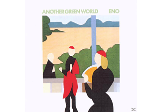 Brian Eno - ANOTHER GREEN WORLD (2004 REMASTERED) [CD]