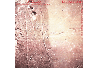 Brian Eno - APOLLO (2005 REMASTERED) - (CD)