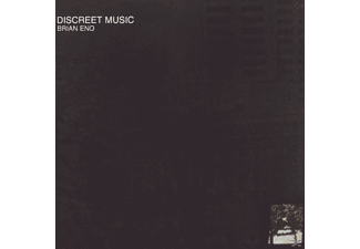 Brian Eno - DISCREET MUSIC (2004 REMASTERED) - (CD)