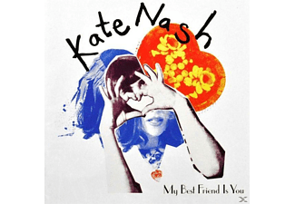 Kate Nash - My Best Friend Is You (CD)