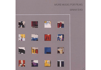 Brian Eno - MORE MUSIC FOR FILMS - (CD)
