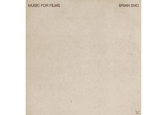 Brian Eno - Music For Films-Remaster 2005 - (CD)