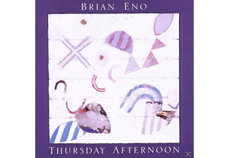 Brian Eno - THURSDAY AFTERNOON (2005 REMASTERED) [CD]