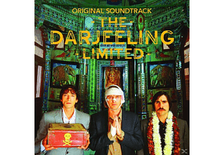 VARIOUS, OST/VARIOUS - The Darjeeling Limited [CD]