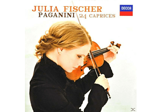 Fischer Julia - 24 Caprices - (CD)