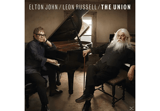 Elton John/Leon Russell - The Union - (CD EXTRA/Enhanced)