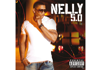 Nelly 5.0 HipHop CD