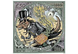 Elvis Costello - National Ransom [CD]