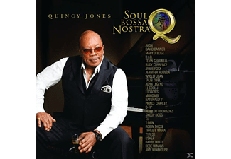 Quincy Jones - Q - Soul Bossa Nostra (CD)