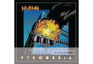 Def Leppard - Pyromania (Deluxe Edition) - (CD)