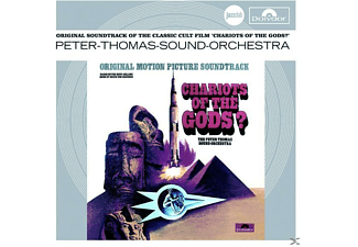 Tom T. Hall, Peter-thomas-sound-orchestra - Chariots Of The Gods ? (Jazz Club) - (CD)