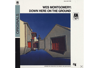 Wes Montgomery - Down Here On The Ground - (CD)