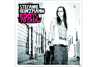 Stefanie Heinzmann - ROOTS TO GROW [CD]