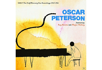 Oscar Peterson - The Complete Clef/Mercury Duo Recordings (Box-Set) [CD]