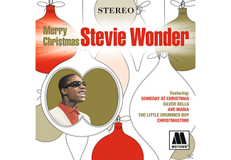 Stevie Wonder - Merry Christmas - (CD)