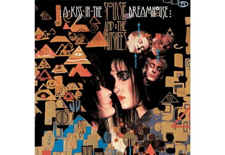 Banshees, Siouxsie and the Banshees - A Kiss In The Dreamhouse (Remastered & Expanded) - (CD)