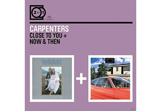 Carpenters - 2 For 1: Close To You/Now & Then [CD]