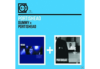 Portishead - 2 FOR 1 - DUMMY/PORTISHEAD - (CD)