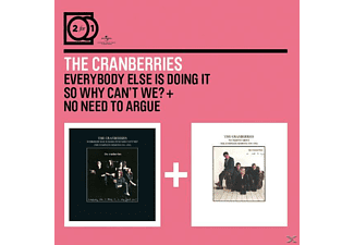 The Cranberries - 2 For 1: Everybody Else/No Need To Argue - (CD)