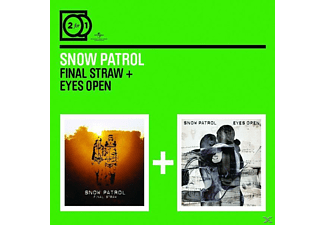 Snow Patrol 2 for 1: Final Straw/Eyes Open Independent CD
