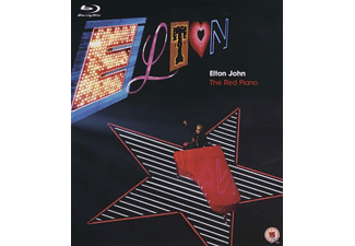 Elton John - The Red Piano - (Blu-ray)
