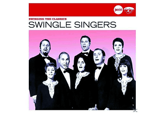 Swingle Singers - Swinging The Classics (Jazz Club) [CD]