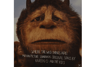 Karen O And The Kids, OST/Karen O And The Kids - Where The Wild Things Are (Wo Die Wilden Kerle...) [CD]