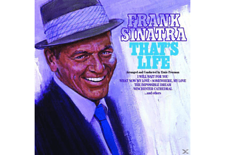 Frank Sinatra - That's Life - (CD)