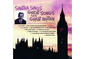 Frank Sinatra - Great Songs From Great Britain - (CD)